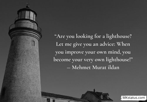Top 25 lighthouse quotes