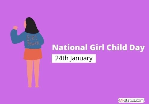 National Girl Child Day 2021 images