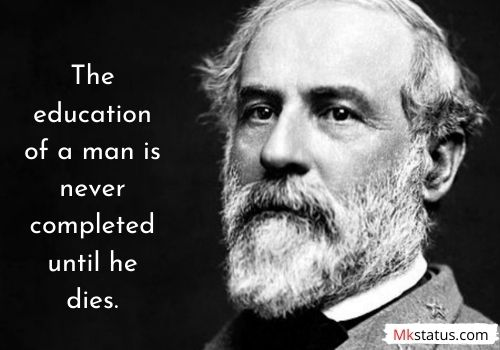 Notable Quotes From Robert E. Lee