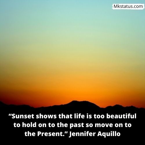 Best Sunset Quotes