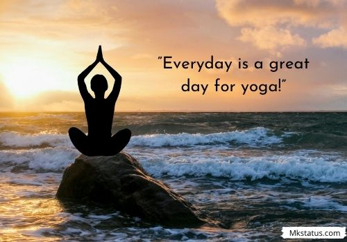 Yoga Inspirational Quotes images