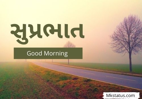Good Morning Quotes In Gujarati