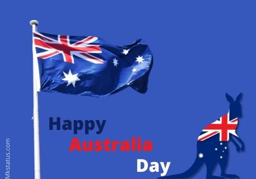 happy Australia day 2021 greeting images