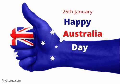 2021 happy Australia day greeting images