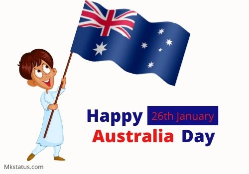 Happy Australia day greeting images | 26th January