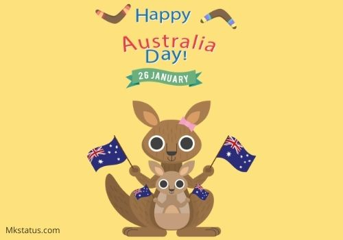 Happy Australia day wishes images
