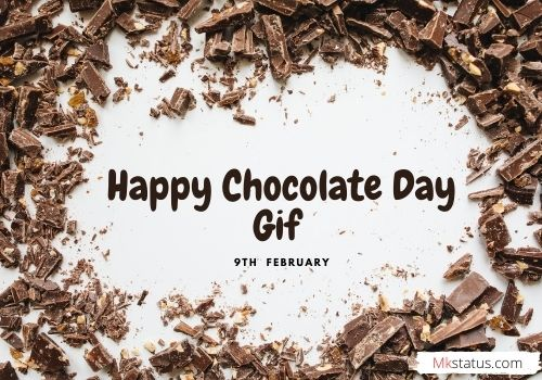 Chocolate Day Gif images 2021