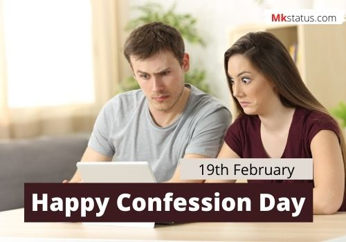 Happy Confession Day wishes images