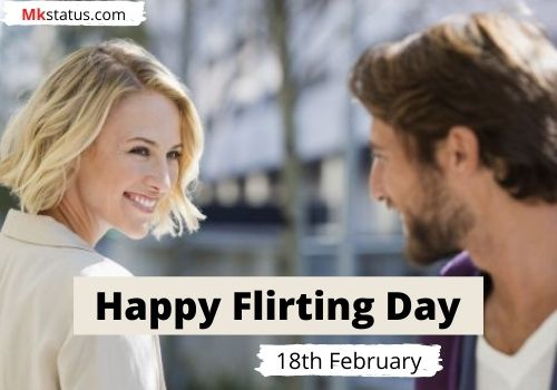 Happy Flirting Day wishes images