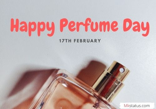 perfume day wishes images