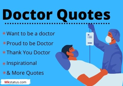 Doctor Quotes images