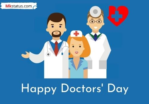 Happy National Doctors' Day Photos