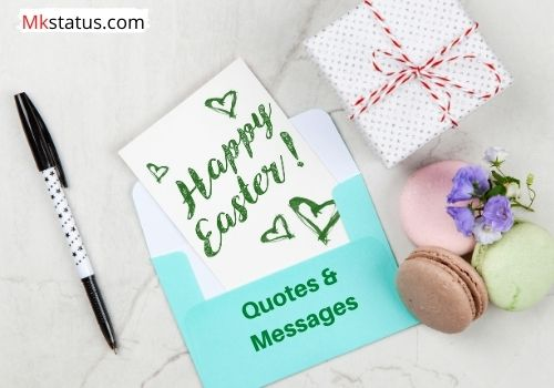 Happy Easter quotes & messages