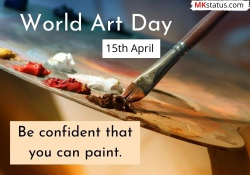 World Art Day Quotes