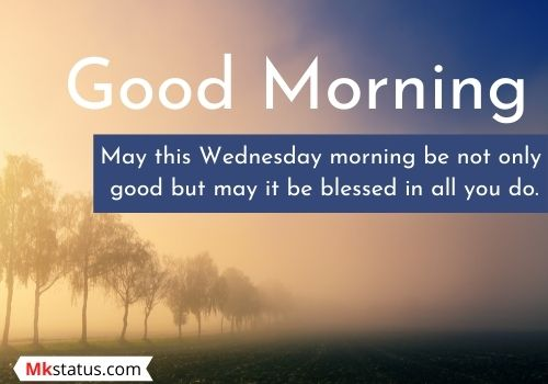 Beautiful Wednesday Blessings