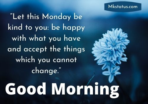 Monday blessings Messages