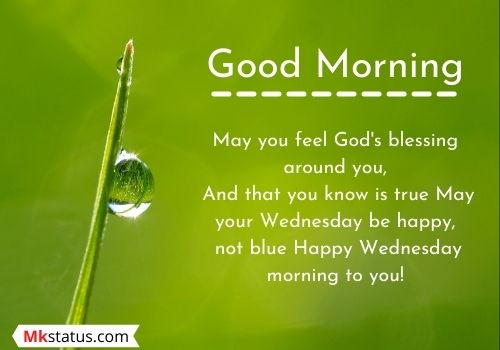 Wednesday Blessings and Prayers