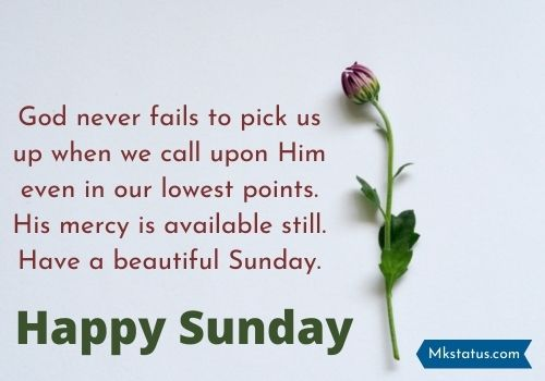 Sunday Blessings and Prayers